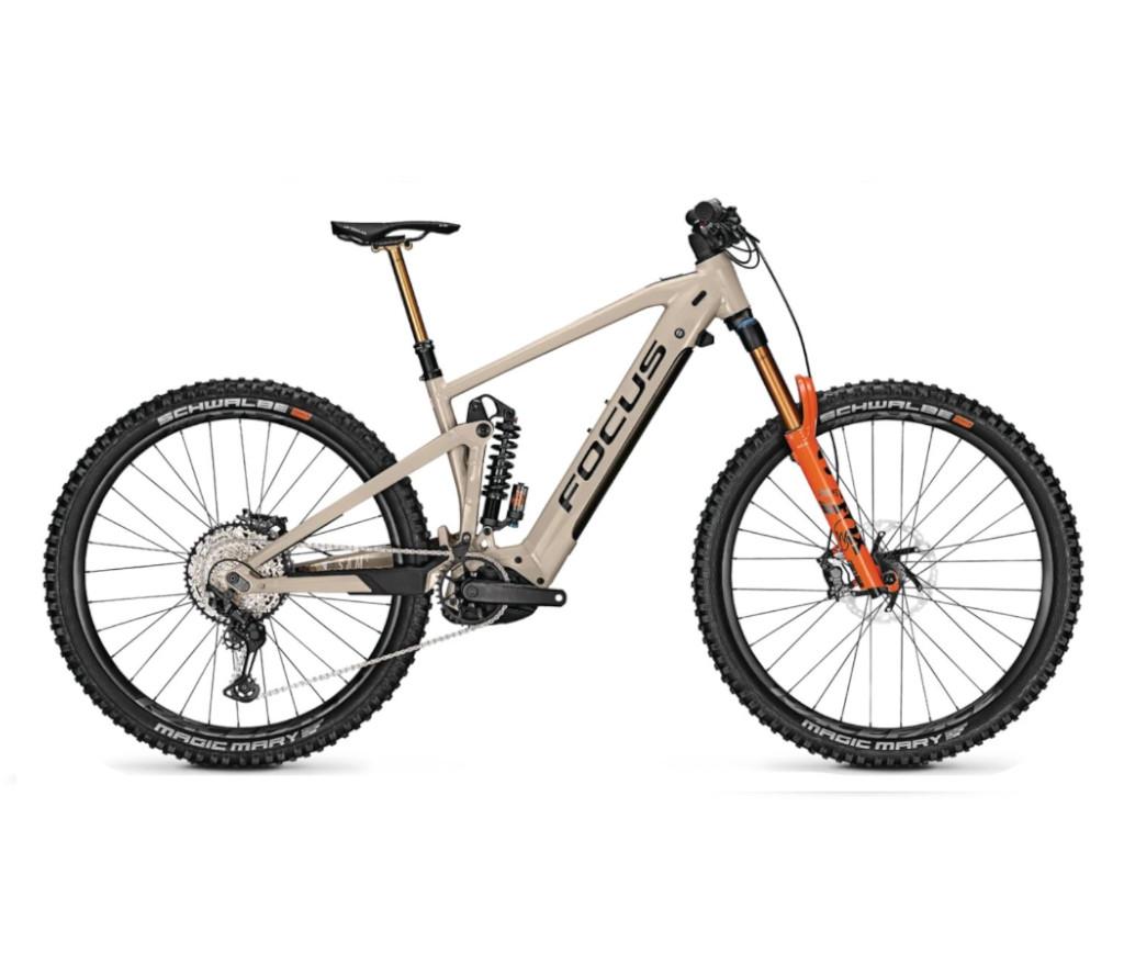 Focus E MTB Bikes